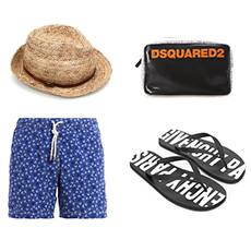 Summer seaside weekends - outfit ideas for him