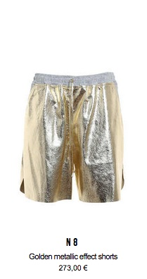 golden_metallic_effect_shorts_n8_ikrix_shopping_online.jpg