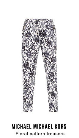 micheal_micheal_kors_floral_pattern_trousers_ikrix_online_shop.jpg